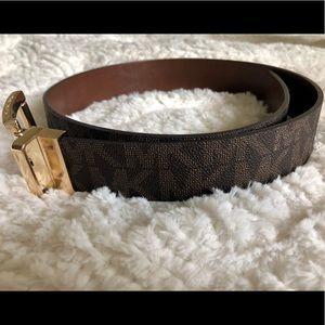 *New* Michael Kors Reversible Belt